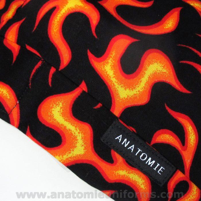 Side view of ANATOMIE BANDANA 001