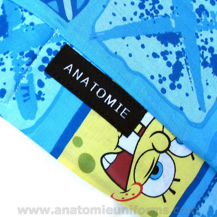 Side view of ANATOMIE BANDANA 005F