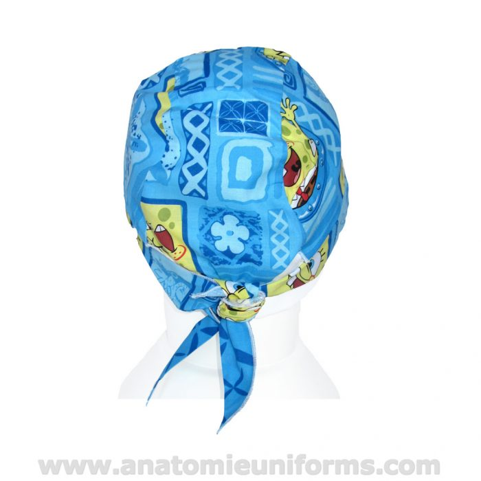 Rear view of ANATOMIE BANDANA 005