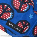 Gorros Cirugia ANATOMIE Simbolo Paz Bandera Americana ANA048 b