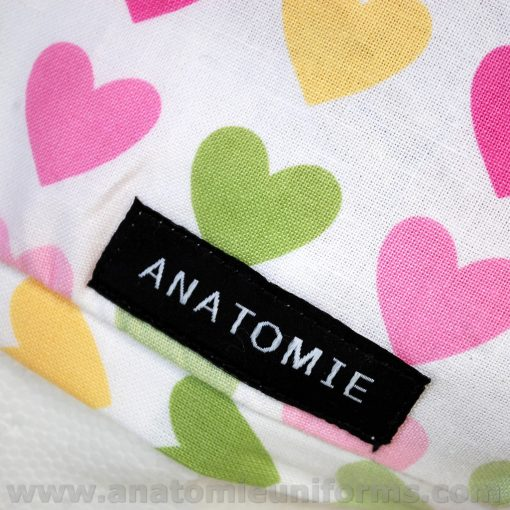 ANATOMIE Surgical Caps female Hearts - ANA1058c