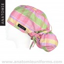 Surgical Caps for women made from cotton fabric - ANA1059
