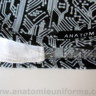 Caps for Surgery ANATOMIE black motherboard ANA050