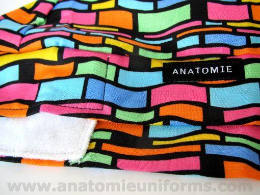 ANATOMIE BANDANA de Quirofano Divertidas - 018c