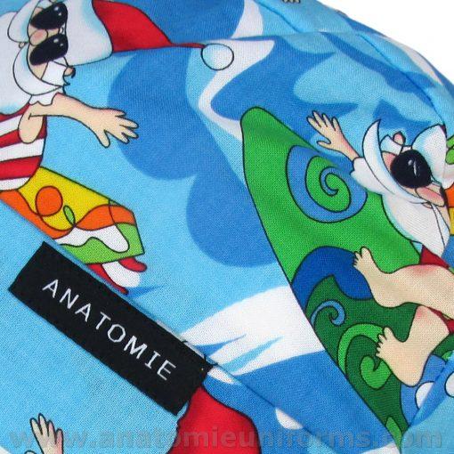 ANATOMIE BANDANA para Quirofano Santa Claus - 011b