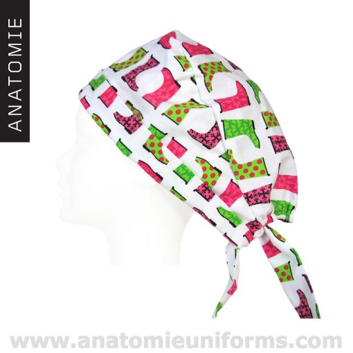 ANATOMIE Surgical Caps Colorful boots 028