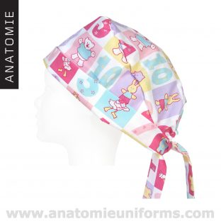 ANATOMIE Surgical Caps Supertie 025 Pediatricians