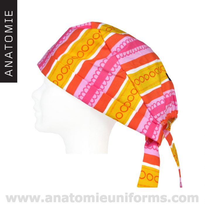 ANATOMIE Surgical Caps Supertie Colorful 023