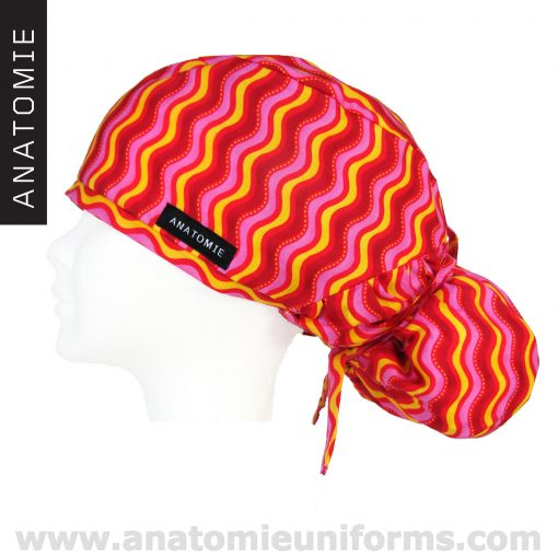 Surgical Caps ANATOMIE Long Hair Colors Swing ANA1057