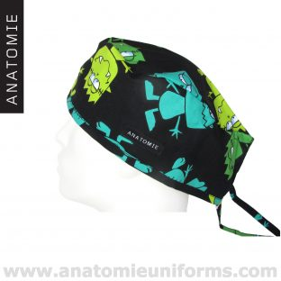Surgical Caps Man ANATOMIE Funny Monsters - ANA049