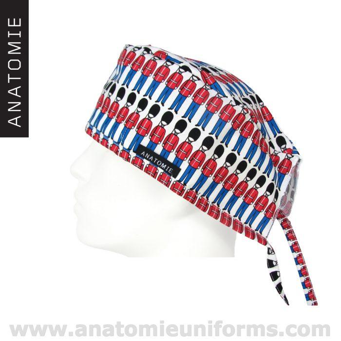 Surgical Caps Royal Guard Great Britain – ANA057