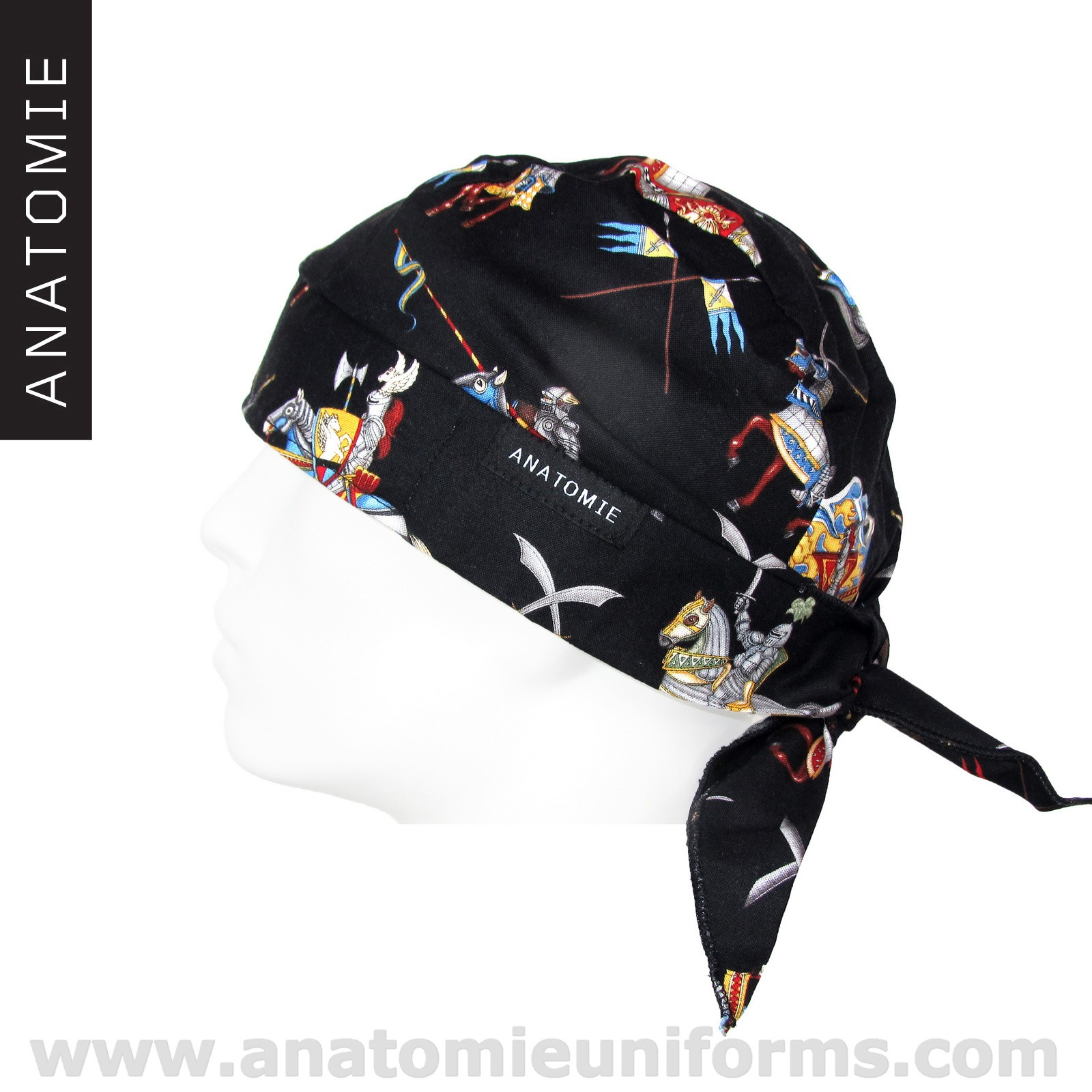 ANATOMIE BANDANA Chevaliers - 013