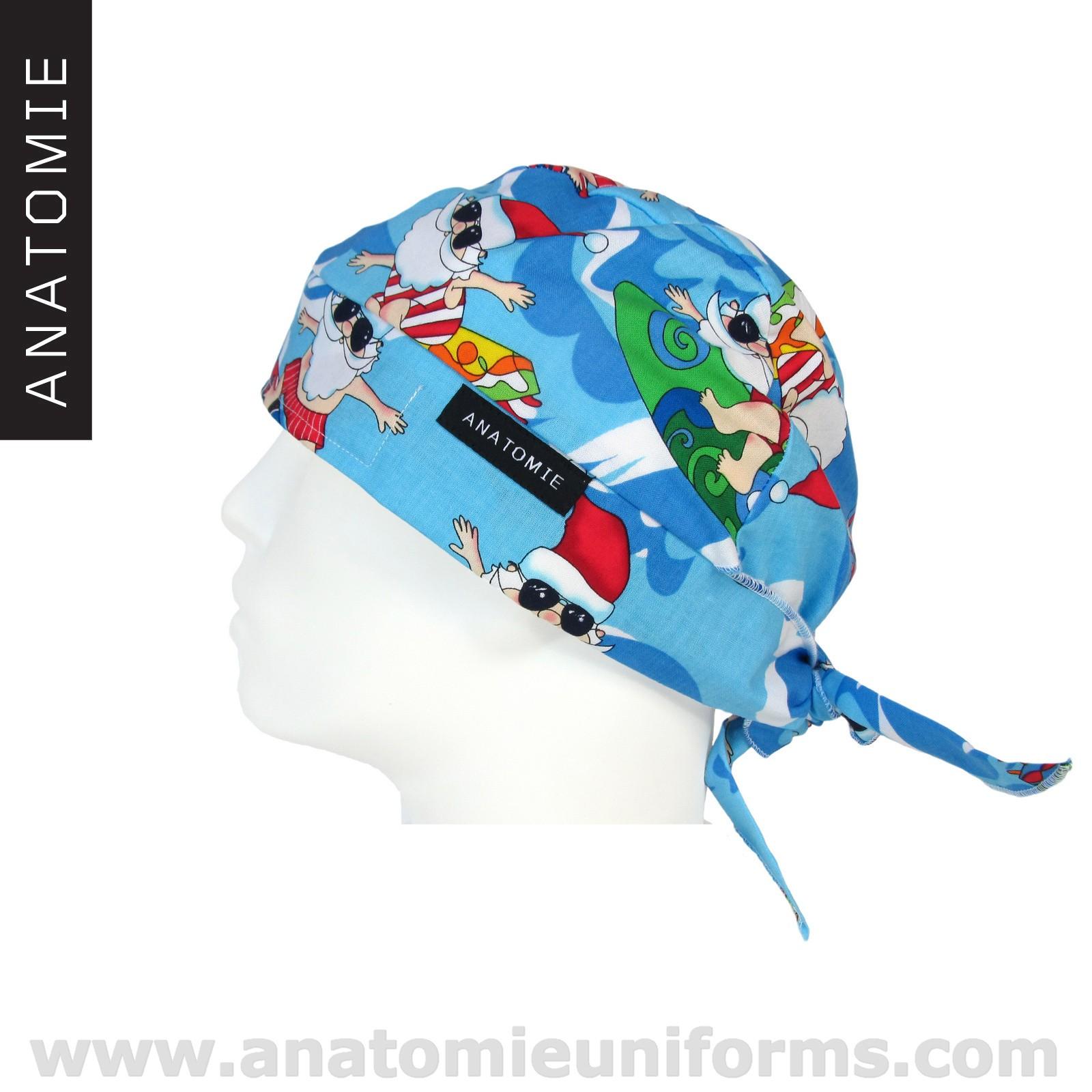 ANATOMIE BANDANA Chirurgien Santa Claus - 011