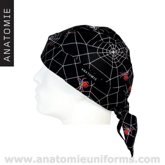 ANATOMIE BANDANA Doctors Spiders – 012
