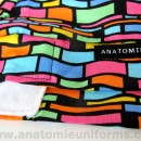 ANATOMIE BANDANA Fun Colourful – 018c