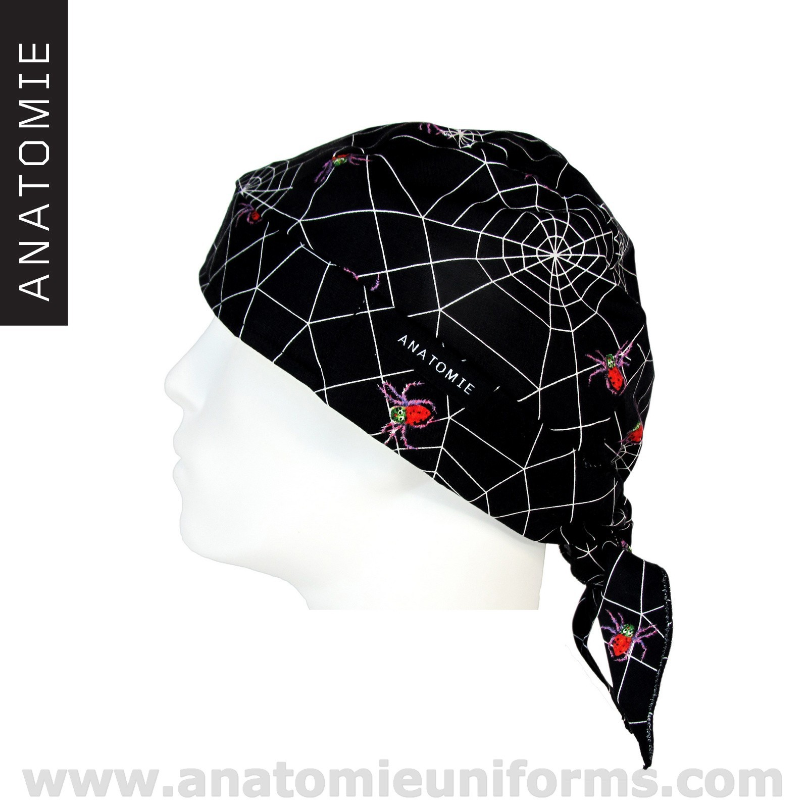 ANATOMIE BANDANA Médecins Spiders - 012