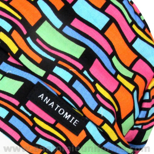 ANATOMIE BANDANA Surgeons Colourful - 018d
