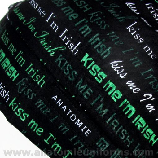 ANATOMIE BANDANA Surgeons Irish - 014d