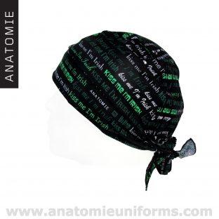 ANATOMIE BANDANA Surgical Irish - 014