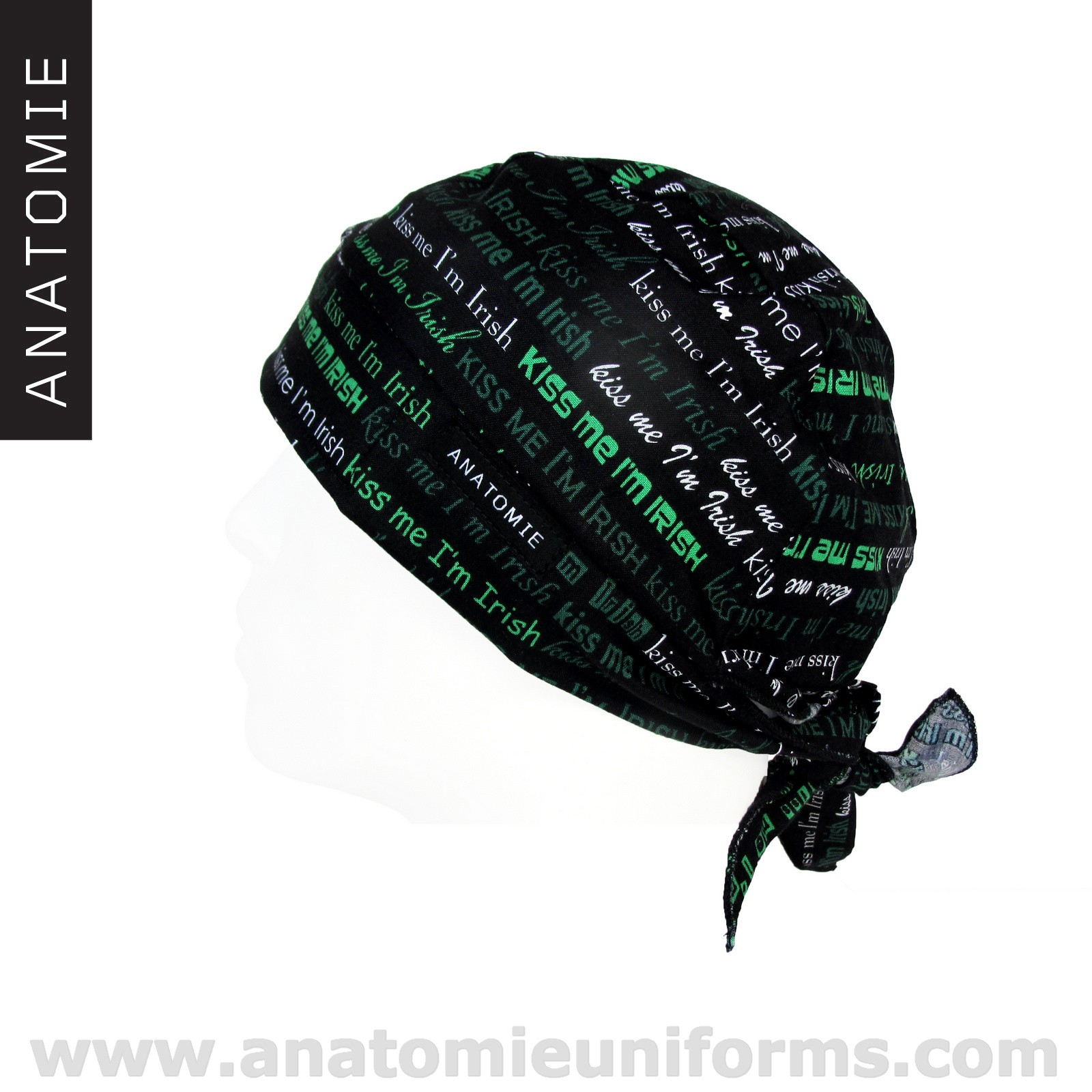 ANATOMIE BANDANA Surgical Irish - 014