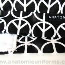 ANATOMIE BANDANA Surgical Peace Symbol  – 016c