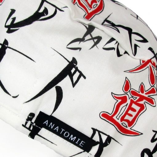 Cool Surgical Caps Japanese Alphabet - ANA059